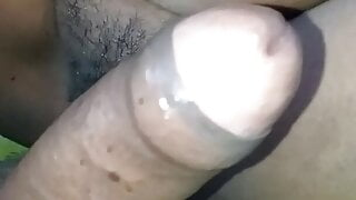 Pampa has hard sex with a friend