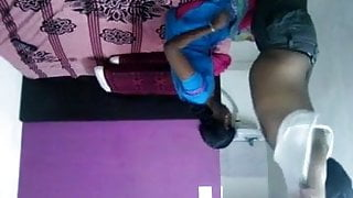 Love and sex with a village bhabhi